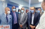 وكيل وزارة الصحة بالشرقية : تنفيذ مشروعات في القطاع الصحي بتكلفة 662 مليون جنيه خلال 7 سنوات