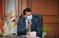 وزير الرياضة: سيف وهدايا شرفا مصر وننتظر العديد من الأنجازات