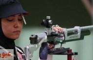 الزهراء تودع منافسات الرماية بالبندقية سباق 50 متر في أولمبياد طوكيو2020