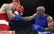 عبد الرحمن عرابي يودع الأولمبياد بعد الهزيمة أمام بطل بريطانيا