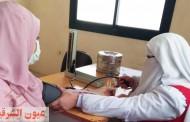 المبادرة الرئاسية لدعم صحة المرأة تفحص 2 مليون و 478 سيدة بالشرقية