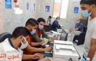 وكيل وزارة الصحة بالشرقية يتابع بدء إستخراج الشهادات المعتمدة للحاصلين على لقاح كورونا