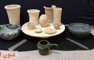 إكتشاف بقايا ورشة لصناعة الفخار من العصر اليوناني بالبحيرة