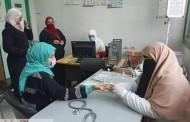 الخدمة الطبية تقدم لأكثر من ٦٦ ألف سيدة بالمبادرة الرئاسية لدعم صحة الأم والجنين