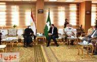 محافظ الشرقية يلتقي مستشار رئيس الجمهورية للشئون الدينية