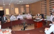 محافظ الشرقية يترأس لجنتي إختبار لشغل وظيفتي نائب رئيس لمدينتي صان الحجر والقرين