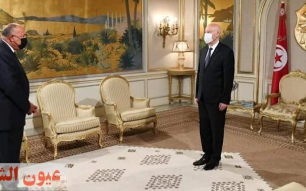وزارة الخارجية: رسالة من الرئيس عبد الفتاح السيسي إلى شقيقه رئيس الجمهورية التونسية