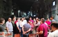محافظ الشرقية يقود حملة مسائية مكبرة لرفع الإشغالات بشوارع مدينة الزقازيق