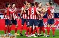 الدوري الاسباني.. أتليتكو مدريد يسقط في فخ ألافيس
