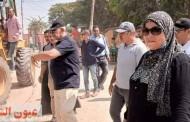 أفراح عارمة بقرية ميت ربيعة ببلبيس بعد الفصل المساحي لمنطقة المزلقان