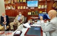 وكيل وزارة الصحة بالشرقية يناقش مع رئيس قطاع السكان بالوزارة خطة تنفيذ برنامج تنظيم الأسرة بالمراكز الطبية والوحدات الصحية