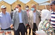محافظ الشرقية يتفقد أرض الفروسية بطريق «القاهرة - بلبيس» إستعداداً لإقامة مهرجان الخيول العربية
