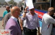 وكيل وزارة الصحة بالشرقية يتابع فعاليات اليوم الثالث من حملة