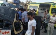 مصرع وإصابة 10 أشخاص بطرق الشرقية