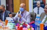 وكيل وزارة الصحة بالشرقية يشارك في اللقاء العلمي لأطباء الأسنان
