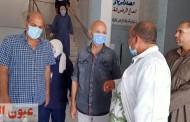 وكيل وزارة الصحة بالشرقية يتفقد سير العمل بمستشفي الإبراهيمية المركزي