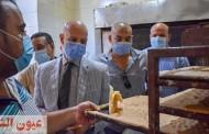 ضبط وإعدام أكثر من طن ونصف أغذية وغلق مصنعين مخالفين بديرب نجم