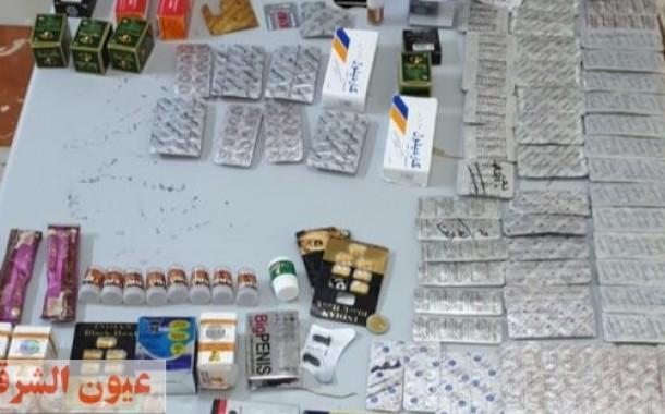صحة الشرقية تضبط أكثر من ألف مخالفة دوائية في حملة للتفتيش على الصيدليات بمنيا القمح