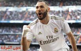 دوري أبطال أوروبا.. ريال مدريد يقسو على شاختار بخماسية