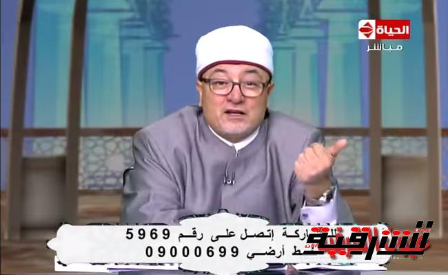 خالد الجندي يوضح حقيقة هجومه على أحمد السقا