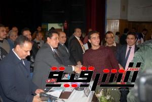 تكريم المبدع نادر محمد فتحى
