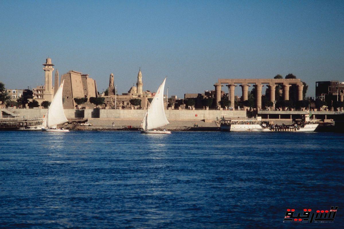 عداد انقاذ نهر النيل « اليوم »