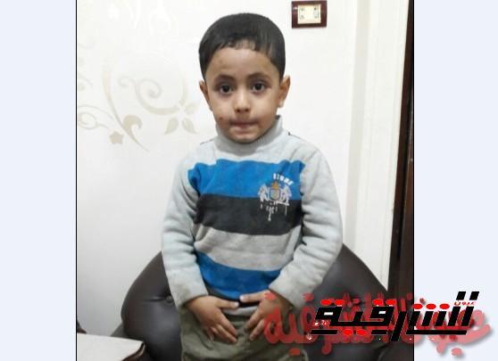 أمن الشرقية ينجح فى إعادة طفل لأسرته فى أبوكبير