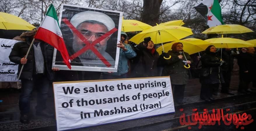 ارتفاع عدد قتلى احتجاجات إيران