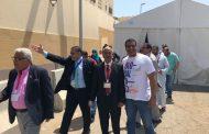 طوابير الناخبين المصريين أمام القنصلية بجدة .. صورة مشرفة