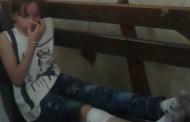 إصابة إثنين من التلاميذ نتيجة لعب شاب بدراجته البخارية في أبوحماد