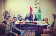 رئيس مدينه القنايات:حملات مستمرة لإزاله التعديات والاشغالات بشوارع المدينة