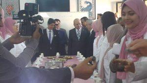 رئيس جامعة الزقازيق يشارك في تقييم جامعة العريش لاعتمادها عضوا بإتحاد الجامعات العربية