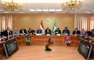محافظ الشرقية يناقش مع نواب البرلمان مشاكل دوائرهم الإنتخابية بحضور التنفيذيين