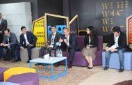 وزير الاتصالات الدكتور عمرو طلعت يلتقي أفضل 30 شابا من مؤسسي شركات التكنولوجيا