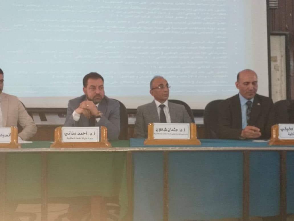 توعية دستورية لطلاب جامعة الزقازيق حول تاريخ الدستور المصري والتعديلات الدستورية محلياً ودولياً