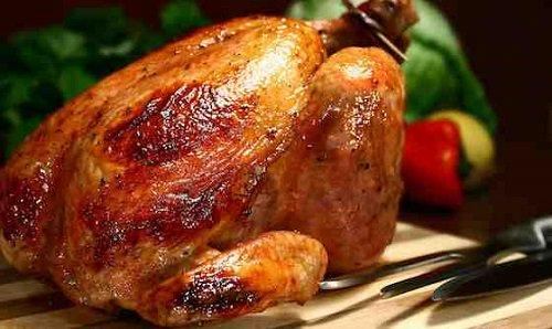 طبق اليوم طريقة عمل -   دجاج مشوي بصوص الصويا