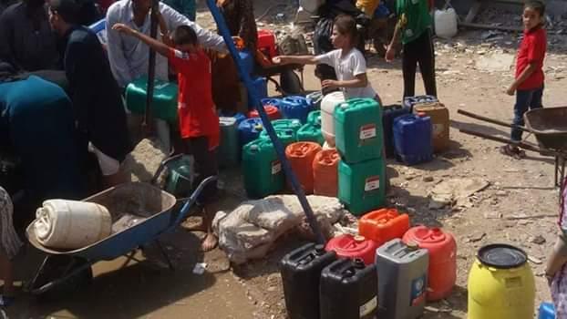 الغضب يجتاح أهالي قرية حسين تيمور بههيا لتفاقم أزمة إنقطاع مياه الشرب وسط تجاهل المسؤولين