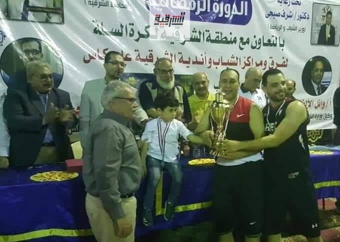 برعاية الشباب والرياضة..ساحة ناصر تكرم إسم اللاعب الراحل