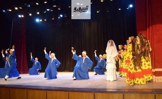 فرقة الشرقية للفنون الشعبية تشارك في مهرجان ملتقى الحضارات بالعاصمة الأردنية عمان