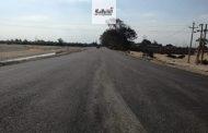 محافظ الشرقية يتابع تنفيذ أعمال إزدواج طريق القصاصين/ الصالحية بطول 25كم وبتكلفة 80 مليون جنيه