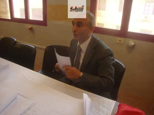 دورات تدريبية عن المشكلات العملية في النظام القضائي المصري بجامعة الزقازيق