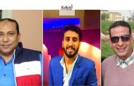المهندس عمرو عبدالسلام يهنئ الأستاذ سمير الشامى لنجاح وتفوق نجله بالثانوية الأزهرية
