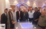 حفل تكريم الدكتور أحمد شاهين وتسليمه الدرع والهدايا
