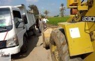 إستجابة رئيس الوحدة المحلية بالرحمانية التابعة لمركز أبو كبير لشكاوى الأهالى