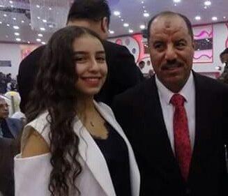 أجمل التهانى للواء علاء عليوه لتفوق نجلته وإلتحاقها بكلية طب الأسنان
