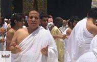 أجمل التهانى للمهندس عمرو عبدالسلام لعودته بسلامة الله من أداء فريضة الحج