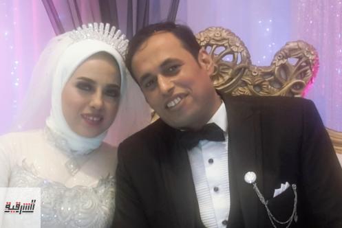 تهنئة:للعروسين