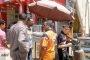 حملة مكبرة لرفع الإشغالات بشوارع مشتول السوق