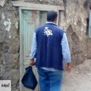 محافظ الشرقية يترأس حملة لإزالة التعديات على الأراضي الزراعية بقرية برمكيم بديرب نجم