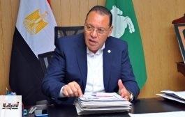 الرئيس السيسى يواصل الانجازات غراب يعلن تنفيذ مشروعات للصرف الصحي بمدينة الزقازيق ع بتكلفة 40 مليون جنيه